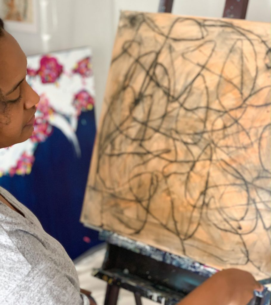Erin Condren collection supporting social justice - behind the scenes with artist Roma Osowo