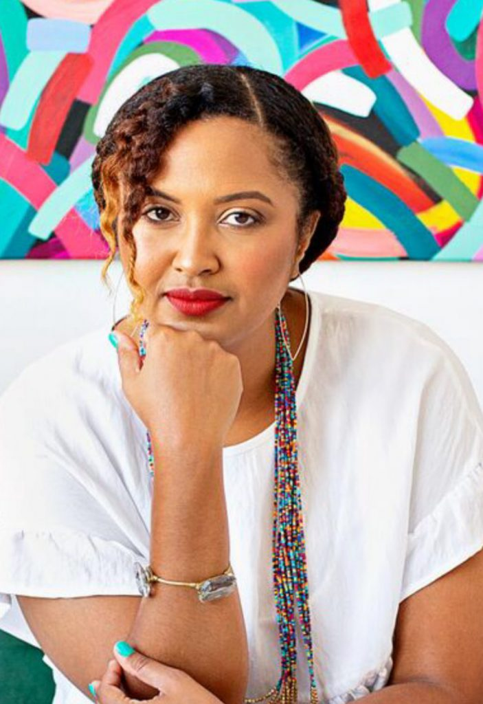 Erin Condren collection supporting social justice featuring artist Roma Osowo