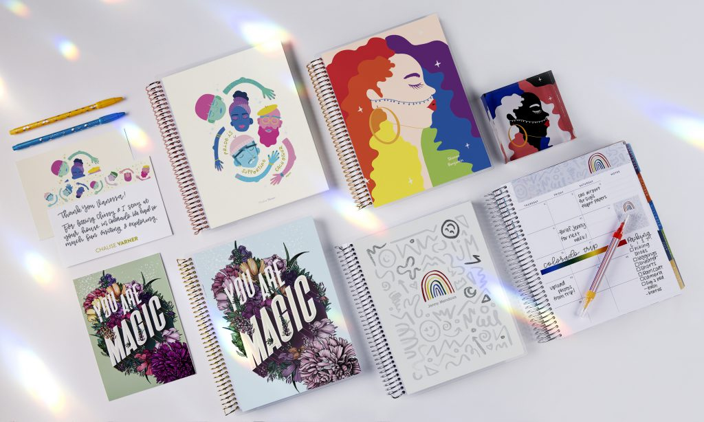 Erin Condren Pride Month Collection - featured image